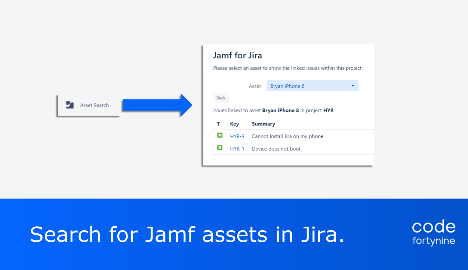 Highlight 3 Jamf for Jira